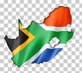 Flag Of South Africa Map Stock Photography Illustration PNG