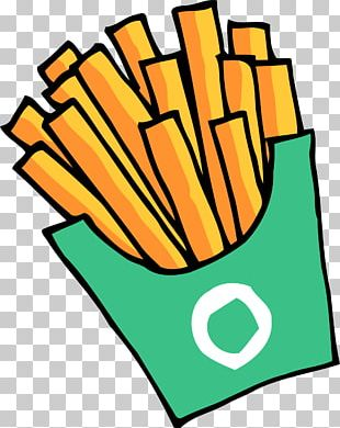 French Fries Snack PNG