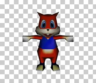 Diddy Kong Racing DS Nintendo 64 Conker The Squirrel PNG