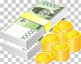 Euclidean Gold Coin Money PNG