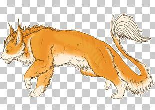 Lion Red Fox Cat Animal Pet PNG