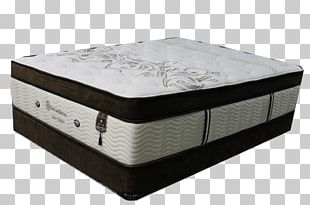 Mattress Bed Frame Box-spring Pillow PNG