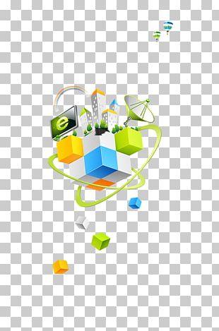Internet Web Design Poster PNG
