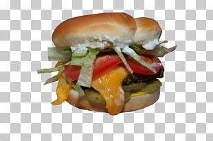 Slider Cheeseburger Fast Food Buffalo Burger Whopper PNG