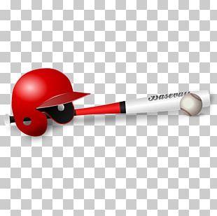Baseball Bat Baseball Glove Batting PNG