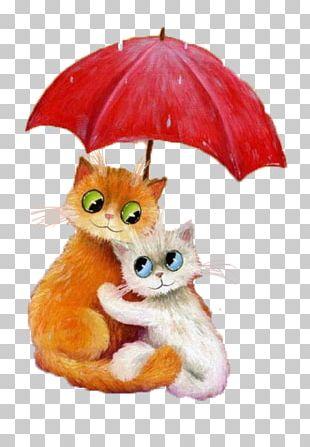 Cat Kitten Felidae Mouse Painter PNG