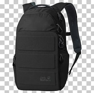 Backpack For Laptop Silverht Black Backpack For Laptop Silverht Black Jack Wolfskin Bag PNG