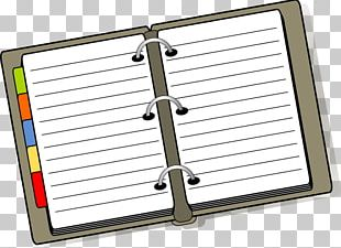 Paper Laptop Notebook PNG