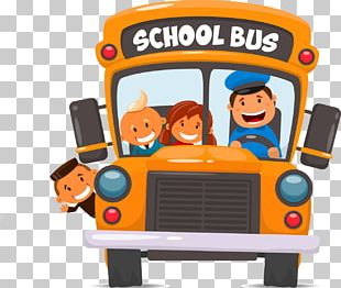 School Bus Student Child PNG