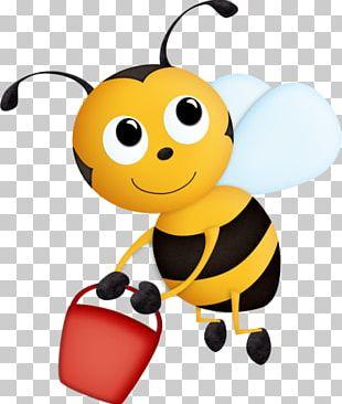 Honey Bee PNG