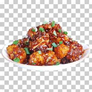 Gobi Manchurian Indian Chinese Cuisine Chilli Chicken PNG