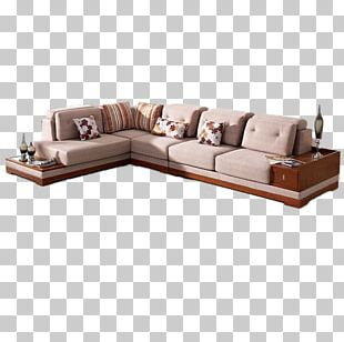 Sofa Bed Couch Table Living Room Longjiang PNG