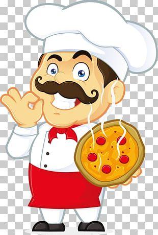 Pizza Italian Cuisine Chef PNG