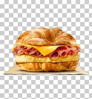 Breakfast Sandwich Ham And Cheese Sandwich Whopper Hamburger PNG