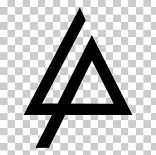 Linkin Park Logo Graphic Design PNG