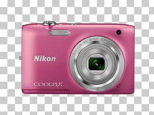 Nikon Coolpix S2800 20.1MP Digital Camera PNG