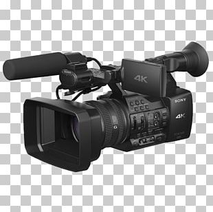 4K Resolution Video Cameras XAVC Frame Rate XDCAM PNG