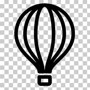 Flight Computer Icons Hot Air Balloon PNG