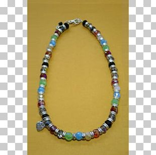 Turquoise Necklace Bead Bracelet Amber PNG