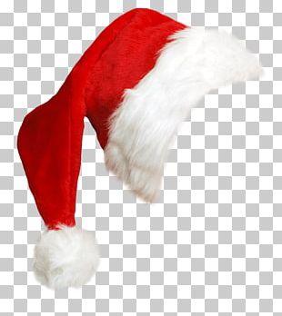 Hat Santa Claus Material PNG