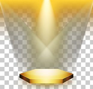 Yellow Triangle PNG