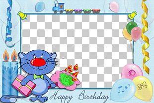 Birthday Cake Birthday Photo Frame : Photo Editor Collage Maker Frames PNG