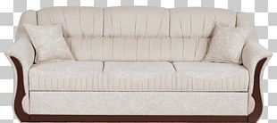 Couch Furniture Loveseat Slipcover PNG