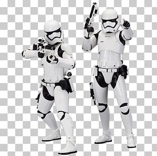 Stormtrooper Clone Trooper First Order Star Wars Action & Toy Figures PNG