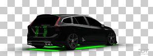 Tire Compact Car Bumper Car Door PNG