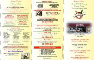 Barbecue Menu Restaurant Cuisine Brochure PNG