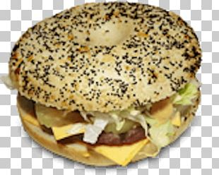 Cheeseburger Hamburger Fast Food Veggie Burger Breakfast Sandwich PNG
