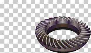 Spiral Bevel Gear Manufacturing Angle PNG