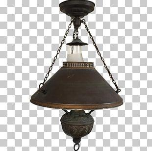Light Fixture Oil Lamp Lighting Pendant Light Chandelier PNG