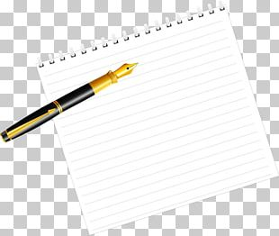 Paper Laptop Notebook Notepad PNG