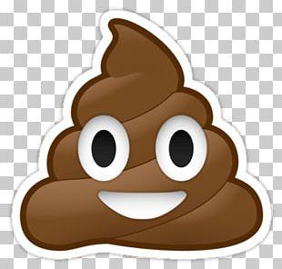 Emoji Poop PNG