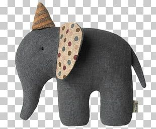 It's Circus Time! Elephant Toy Clown PNG