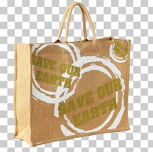 Tote Bag Shopping Bags & Trolleys Jute Reusable Shopping Bag PNG