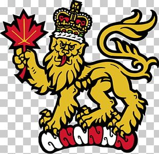 Arms Of Canada Coat Of Arms Crest Motto PNG