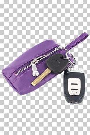 Purple Key Bag Gratis PNG