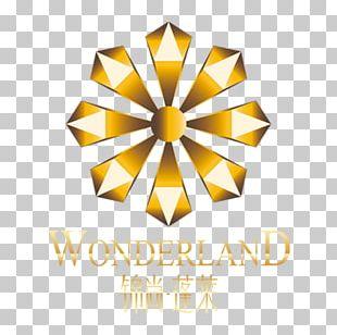 Logo Yellow Drawing Gold PNG