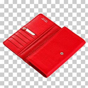 Red Wallet Color Google S PNG