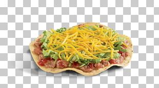 Vegetarian Cuisine Tostada Chalupa Taco Burrito PNG