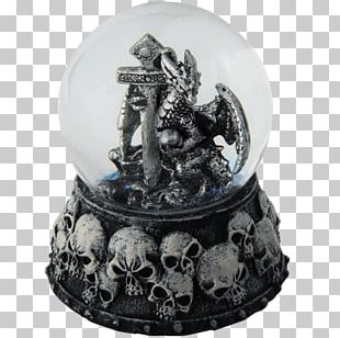 Dome Snow Globes Sphere Dragon PNG