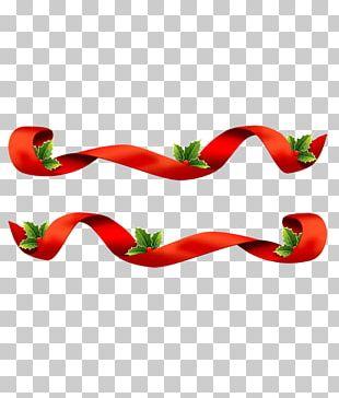 Tabasco Pepper Ribbon Decoratie Cockade Common Holly PNG