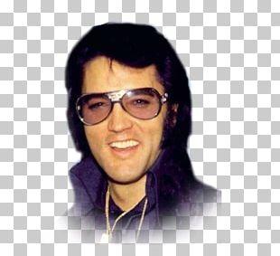 Elvis Presley Graceland ELV1S Film Glasses PNG