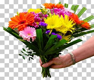 Flower Bouquet Flower Delivery PNG