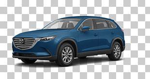 2018 Mazda CX-9 Sport Car Sport Utility Vehicle 2017 Mazda CX-9 Sport PNG