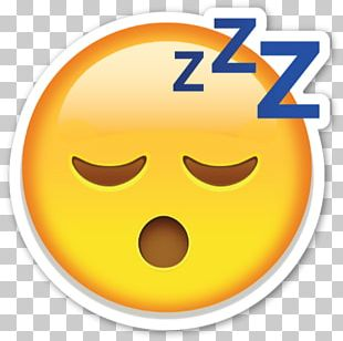 Emoji Emoticon Fatigue Smiley Sleep PNG