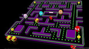 Ms. Pac-Man Pac-Man 2: The New Adventures Desktop Video Game PNG