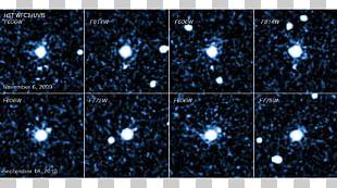 Kuiper Belt (225088) 2007 OR10 Dwarf Planet Hubble Space Telescope PNG